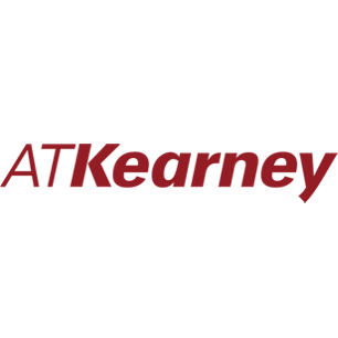 A.T. Kearney logo Art Direction by: Bart Crosby, Crosby Associates