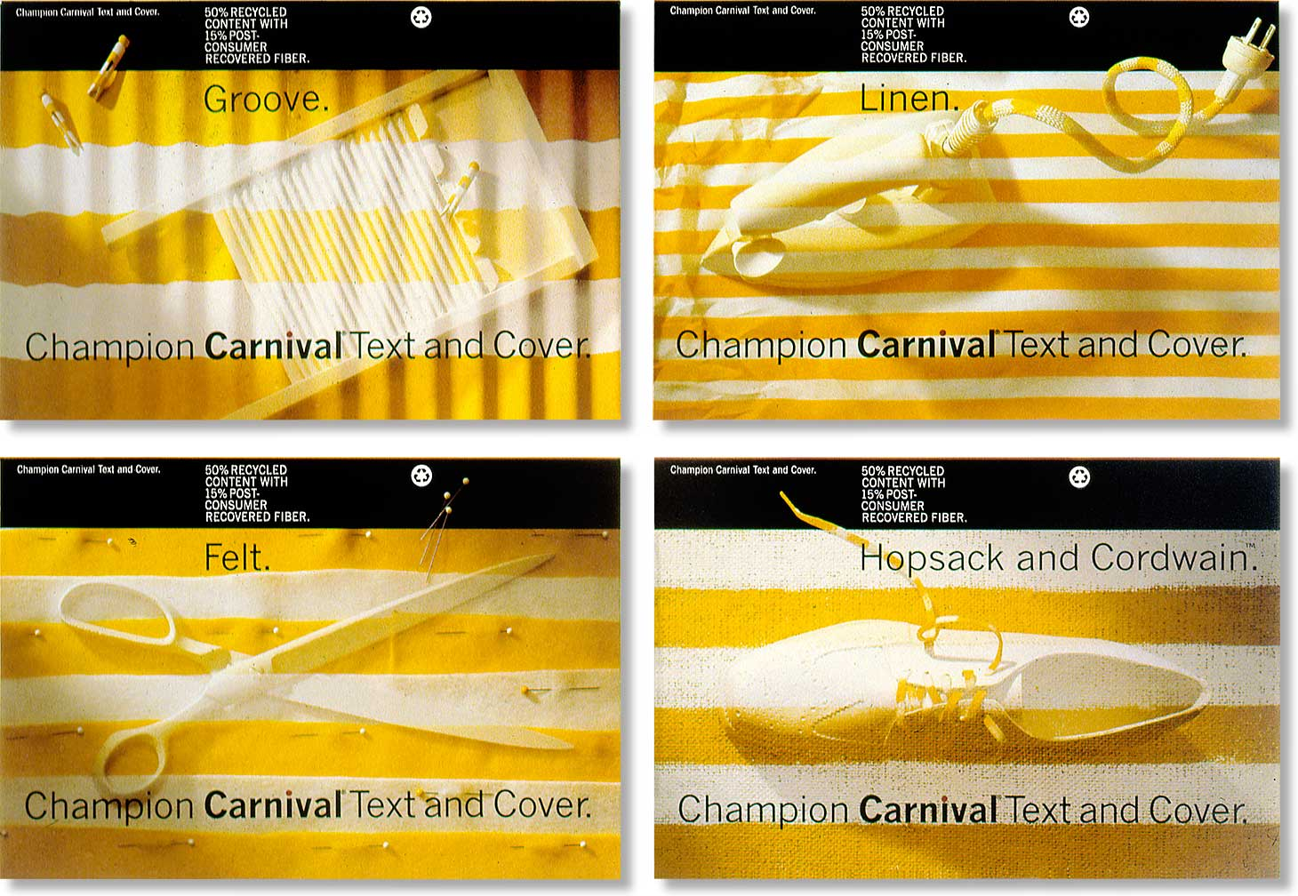 champion carnival papers crosby associates chicago