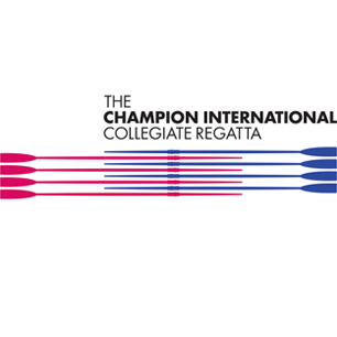 Champion International Collegiate Regatta logo Art Direction by: Bart Crosby, Crosby Associates