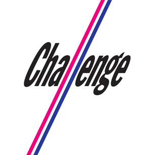 Champion International U.S. Rowing Team Challenge logo Art Direction by: Bart Crosby, Crosby Associates