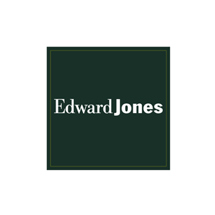 Edward Jones Investments logo Art Direction by: Bart Crosby, Crosby Associates