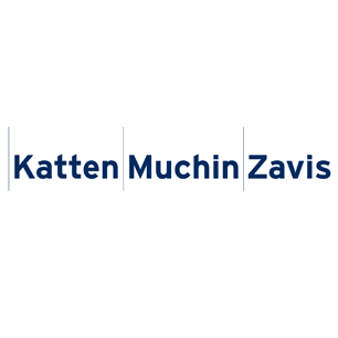 Katten Muchin Zavis logo Art Direction by: Bart Crosby, Crosby Associates