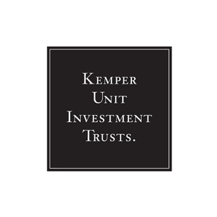 Kemper Unit Investment Trusts logo Art Direction by: Bart Crosby, Crosby Associates