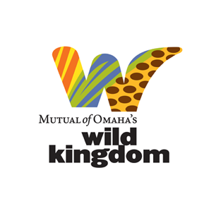 Mutual of Omaha Wild Kingdom logo Art Direction by: Bart Crosby, Crosby Associates