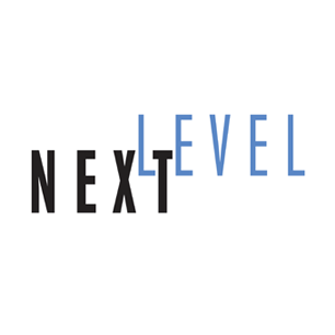 NextLevel Systems, Inc. logo Art Direction by: Bart Crosby, Crosby Associates