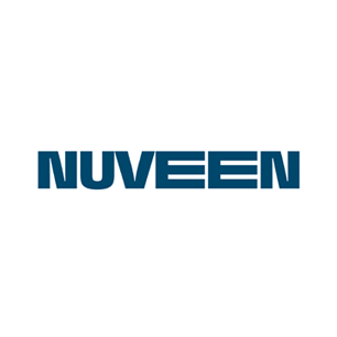 Nuveen Investments, Inc. logo Art Direction by: Bart Crosby, Crosby Associates